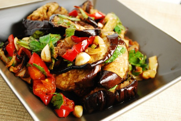 Рецепты блюд из баклажан при диабете thumbnail