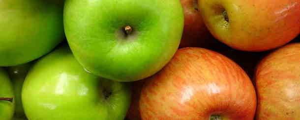 Яблоки в рационе диабетика