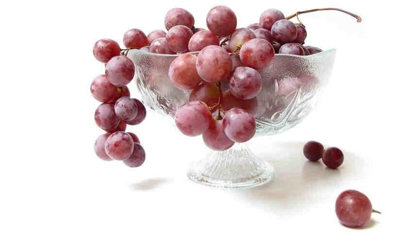 Красный виноград при диабете