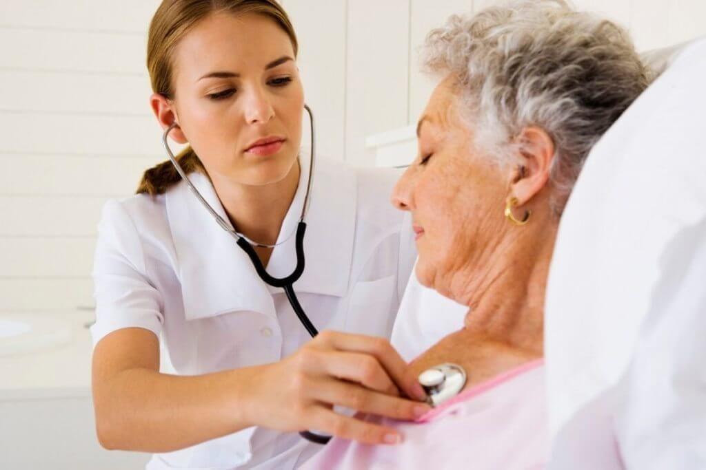 Симптомы инфаркта у женщин с сахарным диабетом