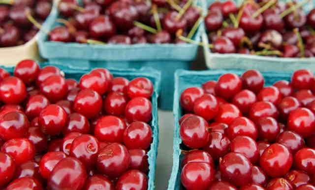 Вишня - полезные свойства вишни для диабетика
