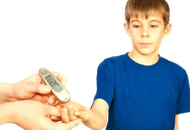 Клинические симптомы сахарного диабета у детей