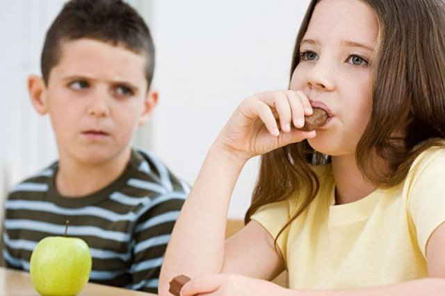 Симптомы сахарного диабета у детей 5 лет