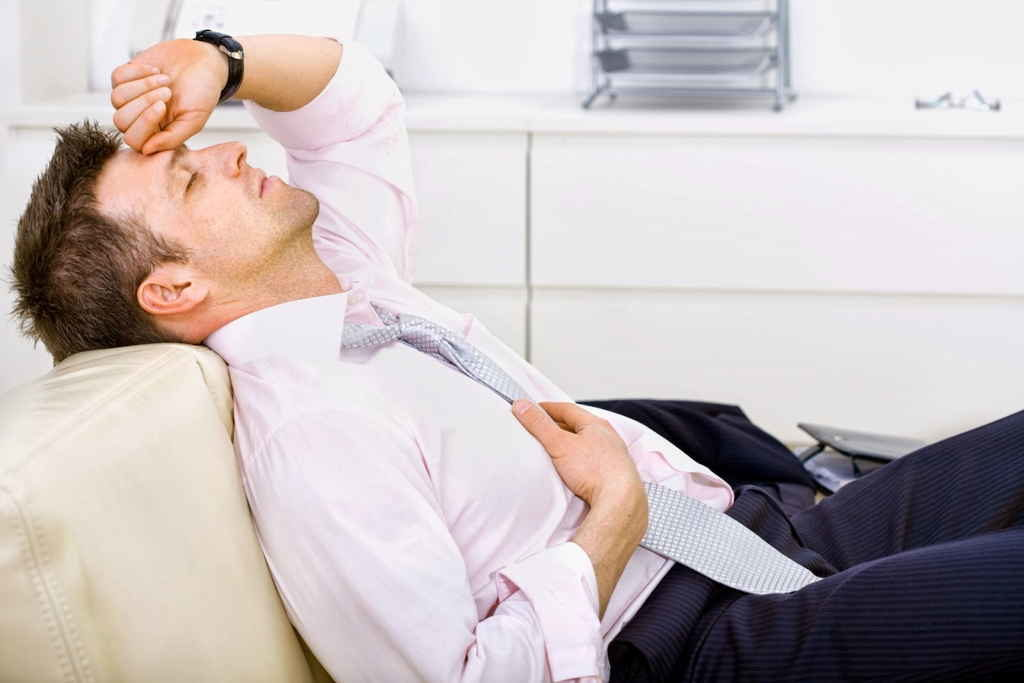 Стресс как фактор снижения веса у мужского пола