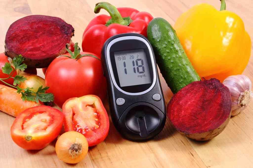 Лечение диабета овощами