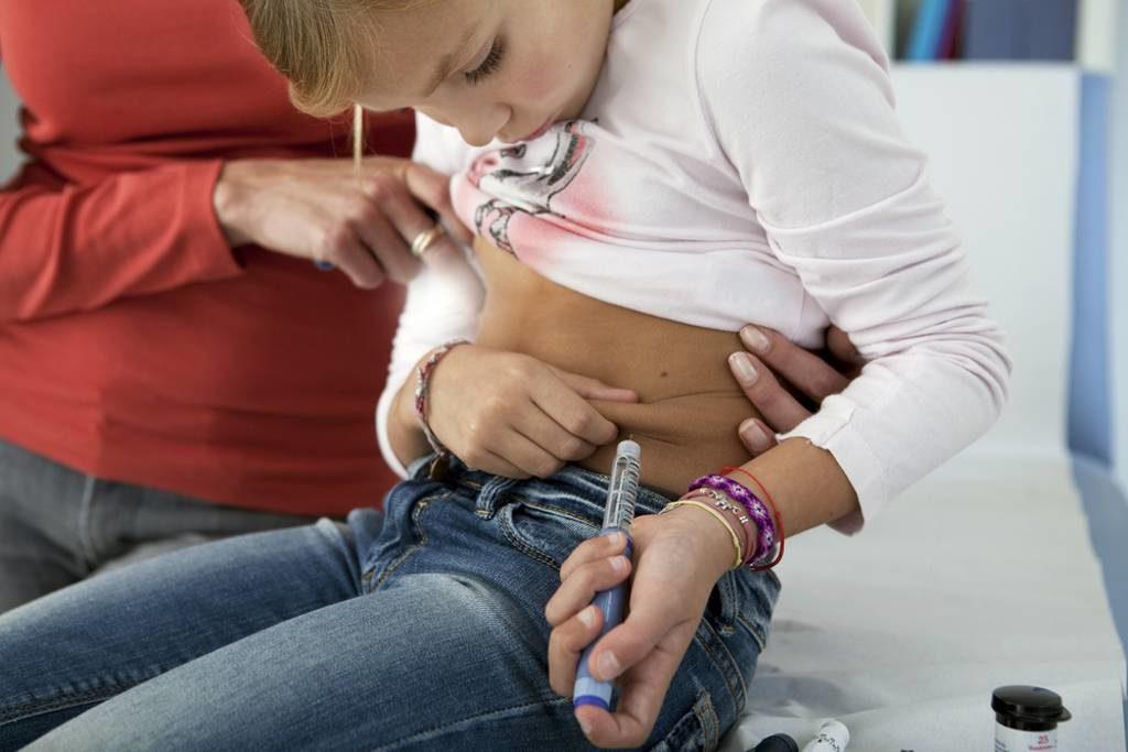 Дети и сахарный диабет