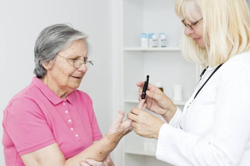 Какой врач лечит сахарный диабет?