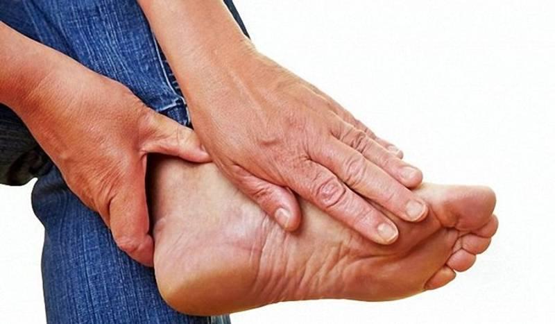 Пальцы при диабете
