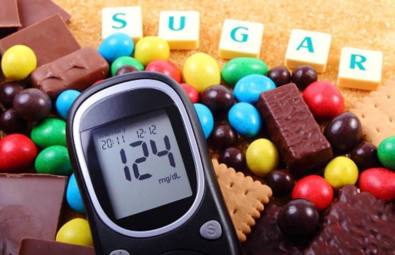 Конфеты и другие сладости на фруктозе