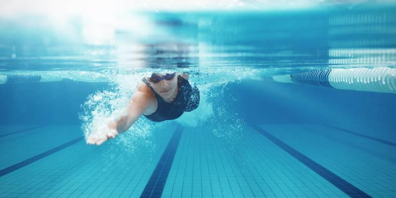 Плавание при диабете