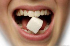 Изменения в полости рта при сахарном диабете