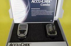 Инсулиновая помпа Accu-Check Combo
