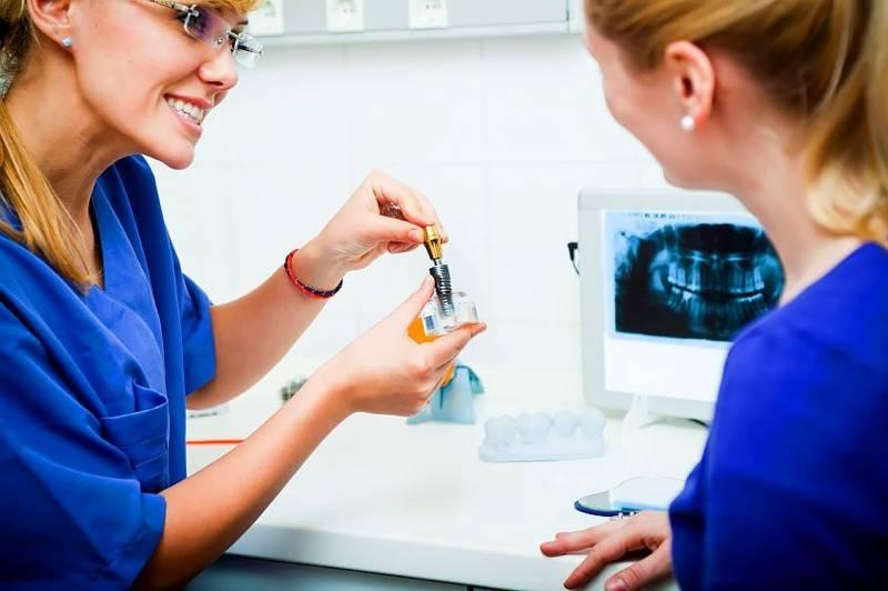 Имплантация зубов пациентам с сахарным диабетом