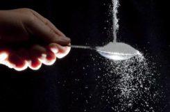 Повысился сильно сахар