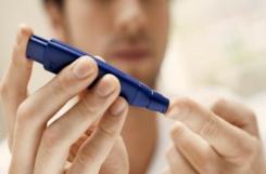 Первые симптомы диабета у мужчин