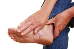 Что делать, если при сахарном диабете болят ноги?