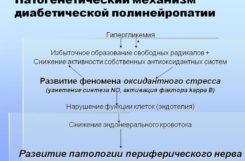 Диабетическая полинейропатия: диагностика и лечение
