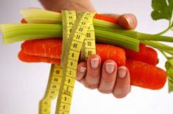 Диета для снижения холестерина и сахара в крови