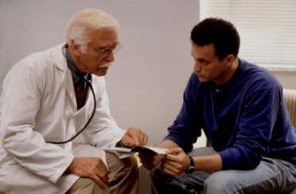 Какие первые симптомы сахарного диабета у мужчин
