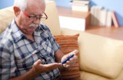 Последствия сахарного диабета у мужчин