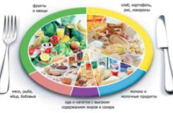 Полная таблица продуктов с содержанием белков, жиров и углеводов