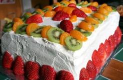 Торт без сахара и муки для диабетиков: рецепты диабетического крема