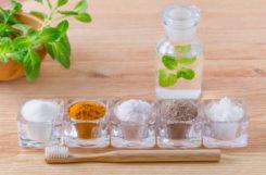 Народные средства для ухода за полостью рта при диабете – за и против