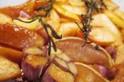 Печеная айва – 2 несладких диетических рецепта для диабетика