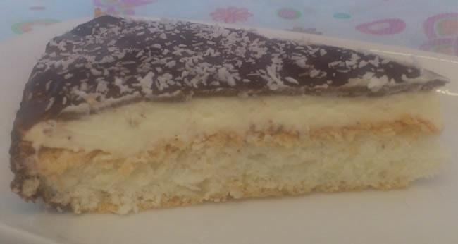 Диетический торт Баунти – 150 ккал и 3 г углеводов на 100 грамм