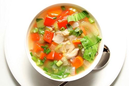 Супы при диабете, как приготовить полезный (и вкусный) обед