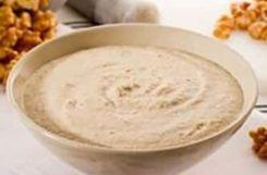 Соус с фенхелем и грецкими орехами для диабет диеты