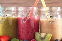 Смузи при диабете: овощной, творожный, шоколадный