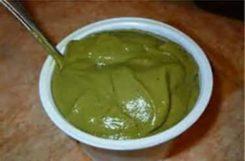 Соус из груши и авокадо с привкусом халапеньо для диеты