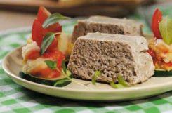 Диетический мясной пудинг для вкусной диеты при диабете