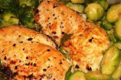 Куриное филе по брюссельски для вкусной диеты при диабете