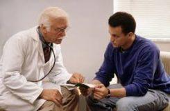 Признаки сахарного диабета у мужчин после 40 лет: фото, первые симптомы и лечение