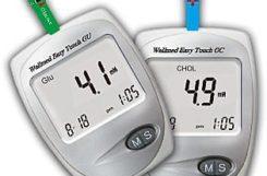 Анализатор крови Easy Touch: определение глюкозы и холестерина прибором