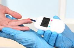 Ученые из Томска работают над моделью портативного глюкометра, который не требует забора крови