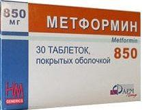 Можно ли принимать Метформин долго: как правильно пить при диабете, дозировки