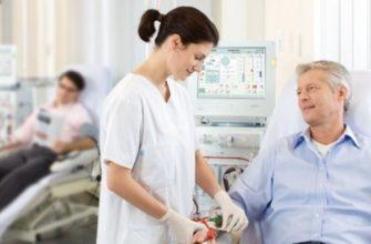 Гемодиализ при сахарном диабете: показания, особенности проведения процедуры