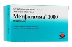 Метфогамма при лечении сахарного диабета: эффективность и противопоказания