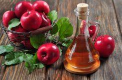 Применение яблочного уксуса для снижения холестерина: рецепт, как правильно принимать